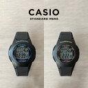 【10年保証】CASIO カシオ スタンダード 腕時計 メンズ レディース キッズ 子供 男の子 女の子 チープカシオ チプカシ デジタル 日付 ブラック 黒 ネイビー イエロー 黄色 ゴールド 金 海外モデル