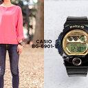 【10年保証】CASIO BABY-G カシオ ベビーG BG-6901-1 腕時計 レディース キッズ 子供 女の子 デジタル 防水 ブラック 黒 ゴールド 金