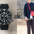 SEIKOPROSPEXAUTOMATICDIVERセイコープロスペックスオートマチックダイバーSRP777腕時計メンズ逆輸入アナログシルバーブラック黒タートル日本未発売