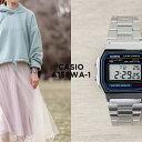 【10年保証】CASIO カシオ スタンダード A158WA-1 腕時計 時計 ブランド メンズ レディース キッズ 子供 男の子 女の…
