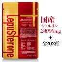 レプステロン(LepuSterone)国産シトルリン アルギニン 亜鉛 マカ 全202種成分贅沢配合 栄養機能食品(亜鉛 ビタミン…