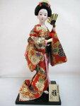 舞踊・舞妓日本人形雅12インチ(30cm)日本のお土産外国人へのプレセント