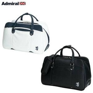 Admiral Golf/アドミラルゴルフ トラディショナルスポーツボストンバッグ ADMZ0FB2