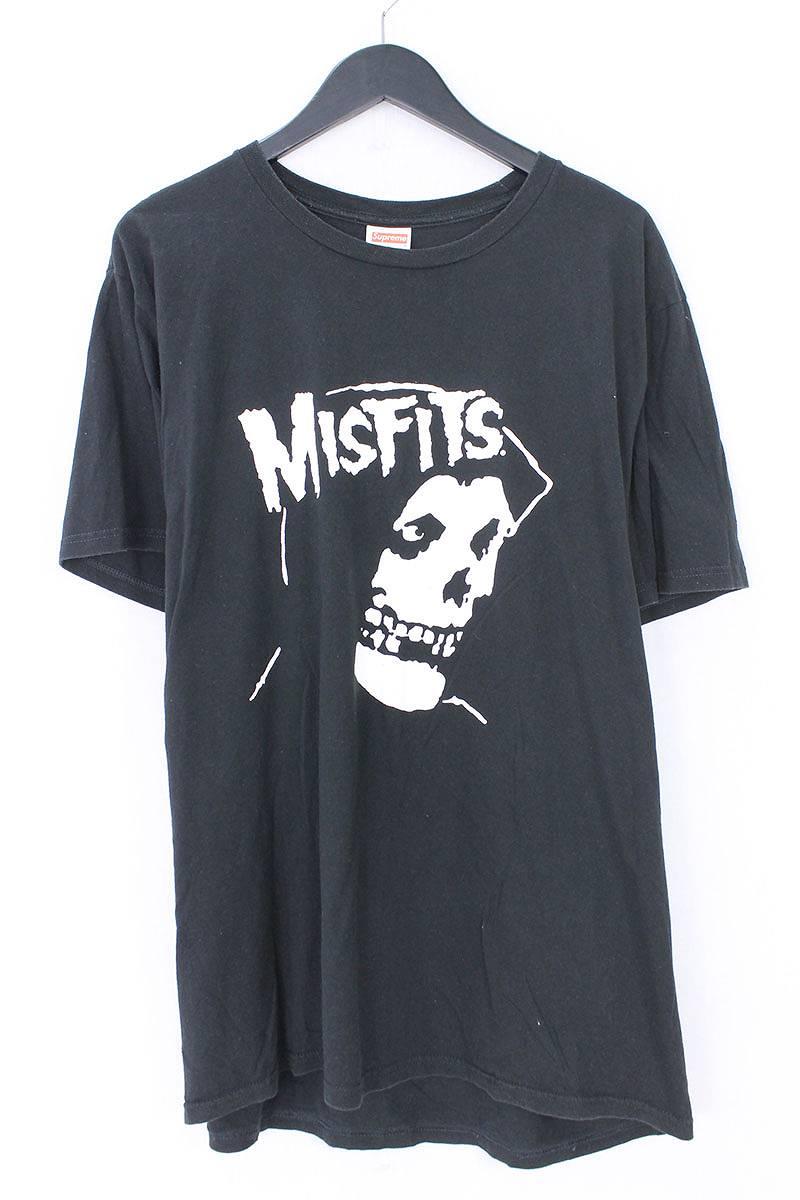 シュプリーム/SUPREME 【13SS】【The Misfits Angel Fuck Tee】ミスフィッツTシャツ(XL/ブラック)【FK04】【メンズ】【324081】【中古】[2倍]bb51#rinkan*B