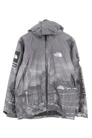 シュプリーム/SUPREME ×ノースフェイス/THE NORTH FACE【08SS】【2nd Mountain Guide Jacket】ガイドマウンテンパーカージャケット(S/ダークグレー調)【OM10】【メンズ】【715091】【中古】bb35#rinkan*A