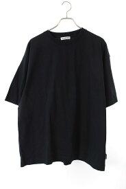 バレンシアガ/BALENCIAGA 【19SS】【556089 TDV20】I LOVE TECHNOエンブロイダリーTシャツ(M/ブラック)【OM10】【メンズ】【622091】【新古品】bb20#rinkan*N