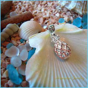Hawaiian Jewelry Pendant Top ハワイアンジュエリー ペンダントトップ『パイナップル』