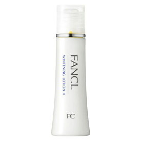 【2本セット】【送料無料】 ファンケル ホワイトニング 化粧液 II しっとり 30ml×2セット 化粧水 乾燥肌 ローション 保湿 fancl