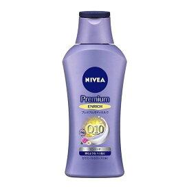 【送料無料】 NIVEA ニベア プレミアムボディミルク エンリッチ 190g ボディケア ボディクリーム スキンケアクリーム 保湿 花王