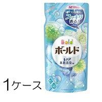 【送料無料】ボールドジェルフレッシュピュアクリーンの香り詰替用715gx12個セット柔軟剤入り洗濯洗剤1ケース