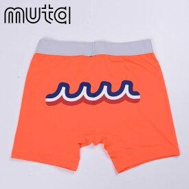 muta ムータ mutamarine ムータマリン RUSH INNER PANTS メンズ ブランド ラッシュインナーパンツ ウェーブ ロゴ トリコカラー レジャー アウトドア XS-XL