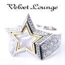 Velvet Lounge ヴェルヴェットラウンジ Stardust Star Ring メンズ レディース リング スターダスト シルバー キュー…