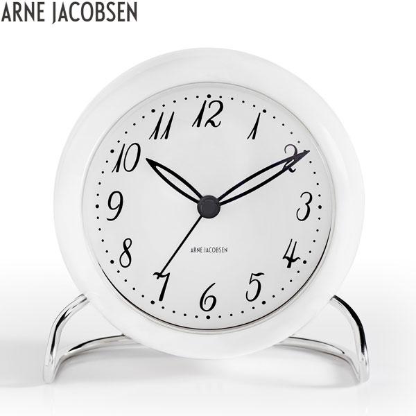 【2,000円OFFクーポン】アルネ ヤコブセン[ARNE JACOBSEN]テーブルクロック[TABLE CLOCK]AJ Table Clock 43670 LK 北欧 おしゃれ 置き時計 置時計 シンプル【腕時計 時計】【ギフト プレゼント】【あす楽】