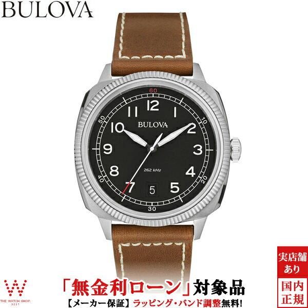 【無金利ローン可】ブローバブローバ[BULOVA]MILITARY[ミリタリー] 96B230 ナイロンバンド【腕時計 時計】【ギフト プレゼント】