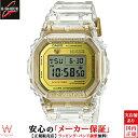 カシオ[CASIO] ジーショック[G-SHOCK] 35th Anniversary グレイシアゴールド[GLACIER GOLD] DW-5035E-7JR/メンズ/ラバーバンド【腕時計 時計】