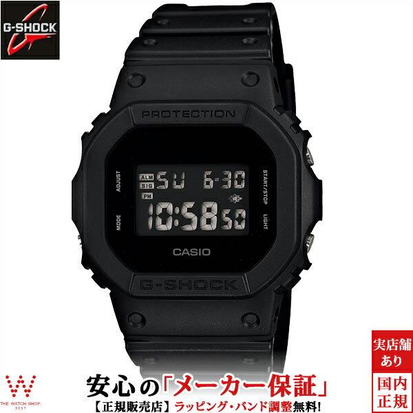 カシオ[CASIO] ジーショック[G-SHOCK] ソリッドカラーズ[Solid Colors] DW-5600BB-1JF【腕時計 時計】【ギフト プレゼント】【あす楽】