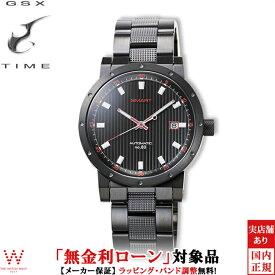 【先着1,000円OFFクーポン有】【無金利ローン可】 ジーエスエックス ジーエスエックス [GSX] 200series [200シリーズ] GSX221BBK SMART no,80 自動巻 メンズ 腕時計 時計 [誕生日 プレゼント ホワイトデー ギフト]