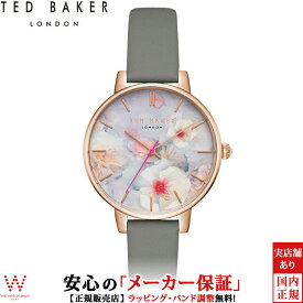 "20%OFF!""テッドベーカーロンドン [TED BAKER LONDON] LADIES COLLECTION KATE TEC0025007 レディース 花柄 腕時計 時計 [誕生日 プレゼント 贈り物 ギフト]"