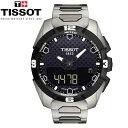 ティソショッピングローン無金利対象品ティソ[TISSOT]T-TOUCH EXPERT SOLART091.420.44.051.00 メンズ【腕時計 時計】…