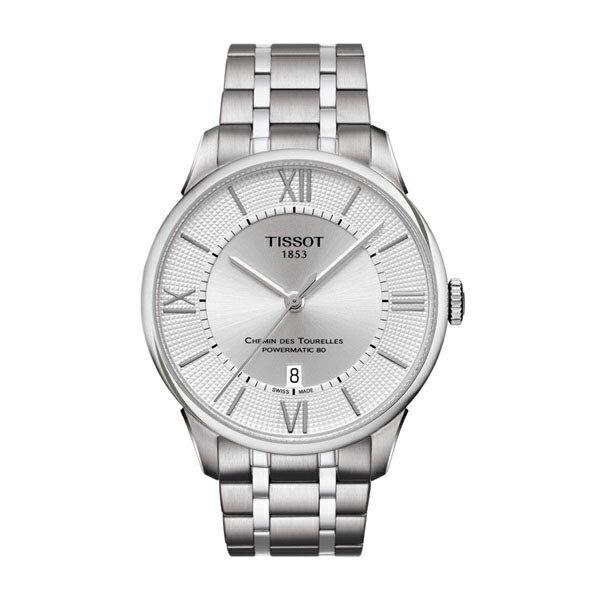 【無金利ローン可】 ティソ ティソ [TISSOT] CHEMIN DES TOURELLES AUTOMATIC T0994071103800 メンズ 腕時計 時計 [誕生日 プレゼント 父の日 ギフト]