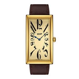 【無金利ローン可】 ティソ [TISSOT] ヘリテージ バナナウォッチ T1175093602200 メンズ レディース 腕時計 時計 [誕生日 プレゼント 贈り物 ギフト]