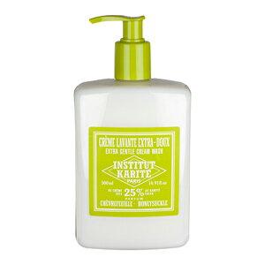 INSTITUT KARITEインスティテュートカリテ 25% Extra Gentle Cream Wash(クリームウォッシュ)500ml Honeysuckleハニーサックル