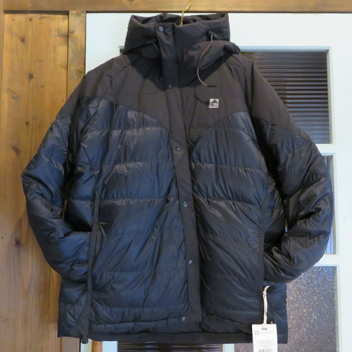 KLATTERMUSEN(クレッタルムーセン) Atle2.0 Jacket M's StormBlue Mサイズ 【アトレ2.0ジャケット】 【ダウンジャケット】【正規輸入品】【アウトドア】