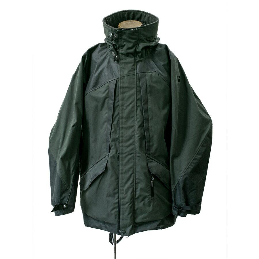【在庫処分】KLATTERMUSEN(クレッタルムーセン) Rimfaxe Jacket M's Charcoal Lサイズ 【リムファクセ ジャケット】 【マウンテンパーカー】【正規輸入品】【アウトドア】