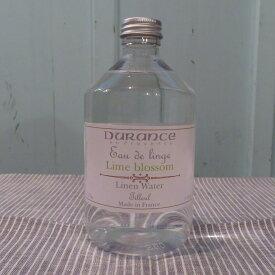 DURANCE(デュランス) リネンウォーター500ml ティヨール(ライムブロッサム)【1806】