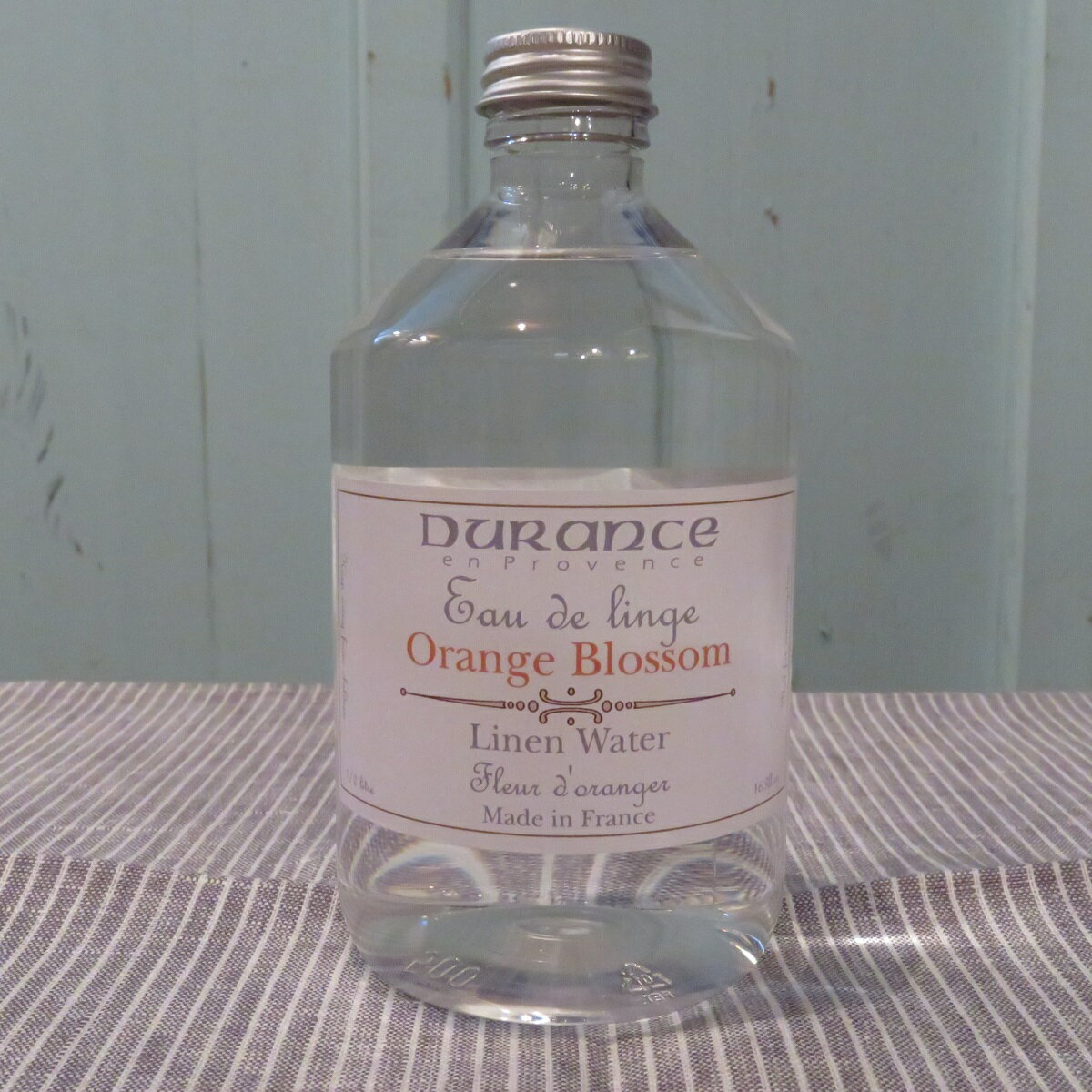 DURANCEデュランス リネンウォーター500ml フラワーオレンジ【1805】【ポイント10倍】