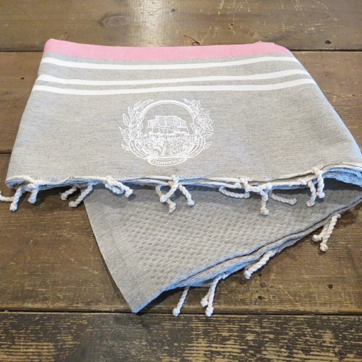 【在庫処分】DURANCEデュランス スローケット100×200センチ 綿100% Beach Towel