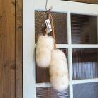 Mi Woolliesミーウーリーズ 羊毛ダスターS&Lサイズの2本セット 【送料無料】【ポイント10倍…