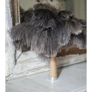 AndreeJardin(アンドレジャルダン)ダスターSサイズ ダチョウの羽根
