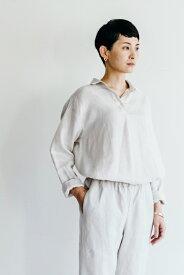 fog linen work スージー シャツ アルバートルALBATRE【フォグリネンワーク】【一部地域送料無料】