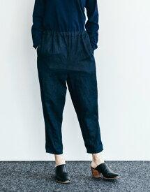 fog linen workリリアーナ サルエルパンツ ニュイNUIT(フォグリネンワーク)【一部地域送料無料】