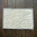 fog linen work リネンマッサージバスマット ホワイト 【フォグリネン】【送料無料】