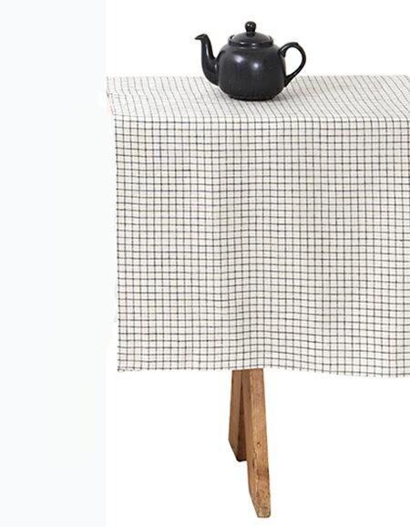 High Quality Fog Linen Work Linen Tablecloth L Gen