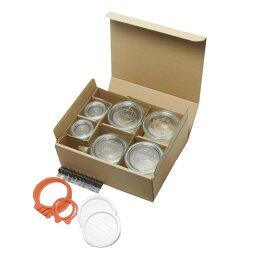 WECK CANISTER SET C