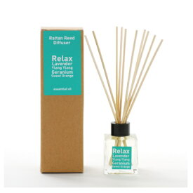 Heaven Scents Reed Diffuser 50ml リラックスの香り