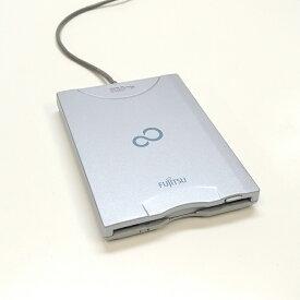 USB接続 3.5インチ外付けフロッピーディスクドライブ FDD (USB-FDD) メーカー機種おまかせ 【Windows7/Vista/XP対応】【中古】