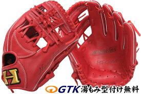 ハイゴールド 軟式グローブ 少年用 RKG-1825 レッド ルーキーズ少年軟式シリーズ 少年軟式グラブ/グローブ サイズM-L グローブ 野球 子供 軟式 型付け無料 GTK 02P03Dec16
