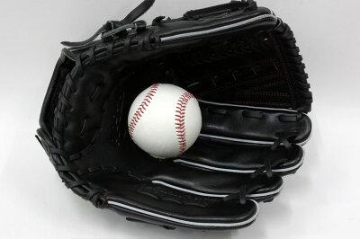 ハイゴールドOKG-6331ブラック己極シリーズ軟式グラブ/グローブ投手用グローブ野球軟式型付け無料学生野球対応総体GTK02P03Dec16キャッシュレス5%還元