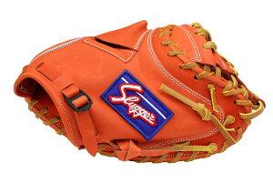 送料無料 久保田スラッガー 軟式 キャッチャーミット KSM-622 Fオレンジ 一般軟式用 標準的なポケットが人気のキャッチャーミットです M号球対応 一般用 学生用 プレゼント 野球用品 GTK キャ
