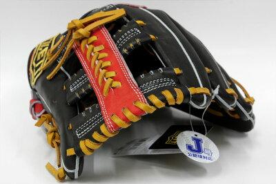 送料無料ゼットプロモデルBJGB70056名手源田モデルブラック×レッド(1964)少年軟式用サイズL2020年限定モデルを先出し野球用品ジュニア野球グローブ02P03Dec16キャッシュレス5%還元