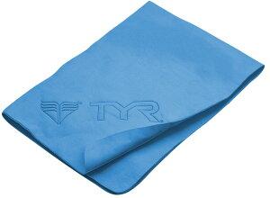 TYR セームタオル DRY OFF SPORTS TOWEL LTWL【LTW】ブルー
