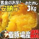 安納芋【2kg増量&400円off】3kg→5kgさつまいも!あんのういも豚が育てたサツマイモ 黄金の蜜芋 千葉県産