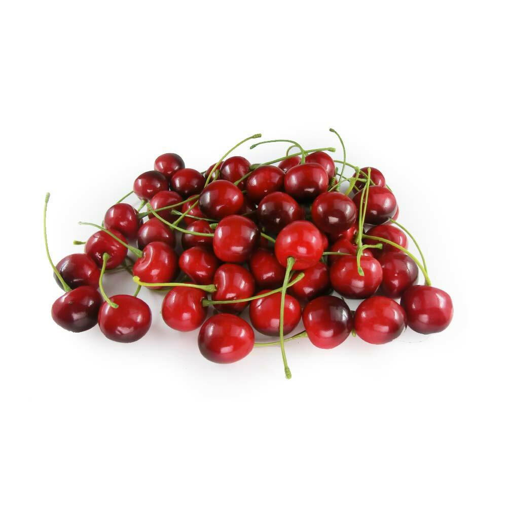 果物模型 チェリー さくらんぼ 50個パック 食品サンプル (アメリカン)