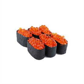 にぎり寿司 いくら 軍艦巻き すし 模型 6個パック 食品サンプル 食品模型