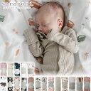 サラノニ バンブー モスリン スワドル ブランケット saranoni (お昼寝 出産祝い 女の子 男の子 ベビー用品 新生児 布…