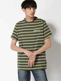 【SALE/74%OFF】(M)HAMILTON CN SS TEE GUESS ゲス カットソー Tシャツ ブラック ホワイト【RBA_E】[Rakuten Fashion]